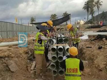 海南海口工程