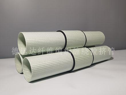 采用BWFRP工艺编织缠绕拉挤一体成型